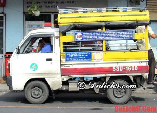 Kinh nghiệm đi xe bus Sài Gòn: Hãy đi xe bus tăng cường