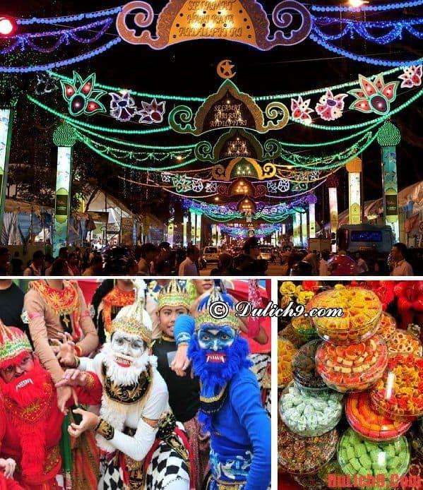 Một số lễ hội lớn không thể bỏ qua khi du lịch Singapore