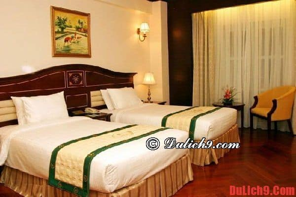 Kinh nghiệm đặt phòng khách sạn giá rẻ ở Sài Gòn: Nên ở khách sạn nào khi du lịch Sài Gòn?