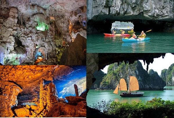 Danh lam thắng cảnh đẹp, nổi tiếng ở Hạ Long: Hạ Long có địa điểm du lịch nào đẹp, nổi tiếng?