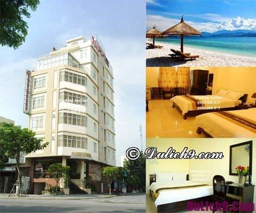 Khách sạn rẻ, đẹp, vị trí gần trung tâm cực thuận tiện ở Đà Nẵng: Thái Dương Hotel