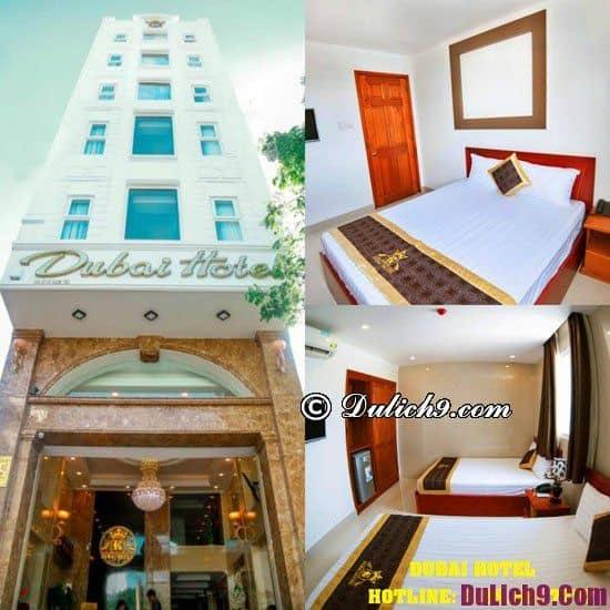 Khách sạn giá rẻ ở Đà Nẵng - Khách sạn Dubai Đà Nẵng vị trí đẹp, rẻ, thân thiện