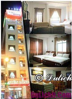 Khách sạn Viễn Đông Đà Nẵng - Một khách sạn đẹp, vị trí gần trung tâm, thân thiện và giá rẻ ở Đà Nẵng