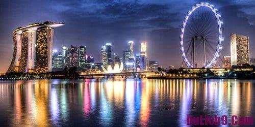 Kinh nghiệm du lịch Singapore tự túc, giá rẻ [y] chi tiết với nhiều giải đáp cụ thể