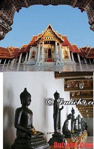 Ngôi chùa nên ghé thăm khi du lịch Thái Lan: Những ngôi chùa đẹp, nổi tiếng ở Thái Lan