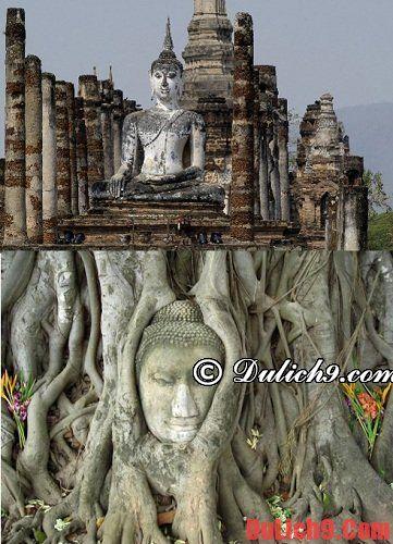 Ngôi chùa nên ghé thăm khi du lịch Thái Lan du khách nên biết