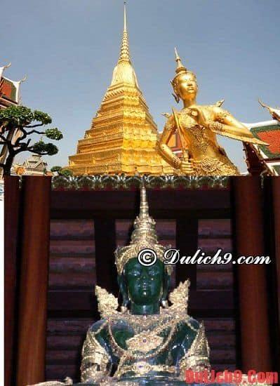 Những ngôi chùa đẹp nhất Thái Lan: Địa chỉ những ngôi chùa nổi tiếng lớn ở Thái Lan