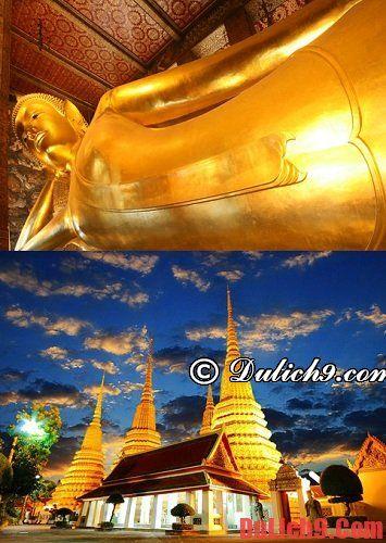 Du lịch Thái Lan nên đi tham quan chùa nào? Những ngôi chùa đẹp, nổi tiếng ở Thái Lan