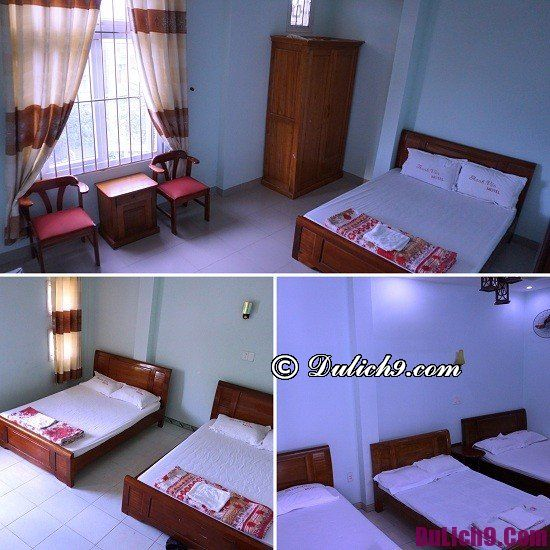 Nhà nghỉ giá rẻ ở Đà Nẵng cho nhiều người, nên ở
