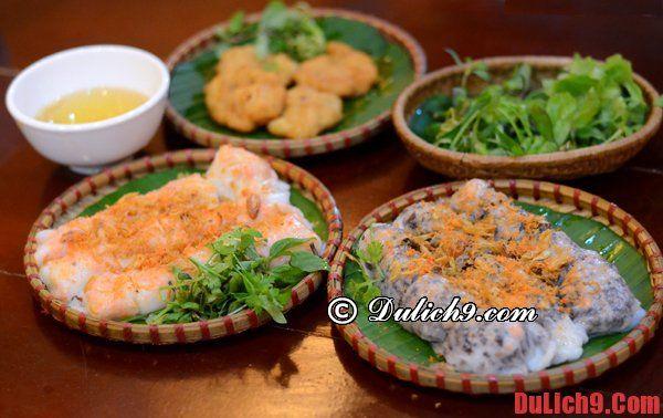 8 món ăn không thể bỏ qua khi du lịch Hạ Long: Món ăn đặc sản Hạ Long ngon, hấp dẫn