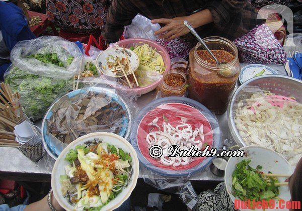 Những địa điểm ăn uống ngon khi du lịch Đà Nẵng. Đà Nẵng có đặc sản gì? Món ăn ngon, nổi tiếng ở Đà Nẵng