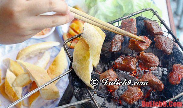 Bò nướng Lạc Cảnh: Một địa chỉ ăn uống ngon không thể không tới khi du lịch Nha Trang