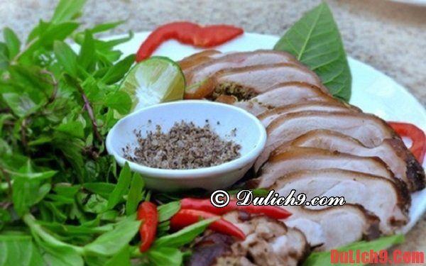 Thịt lợn cắp nách: Món ăn chỉ được thưởng thức khi du lịch Sapa