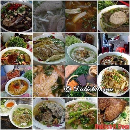 5 địa điểm ăn uống ngon, phong phú khi du lịch Sài Gòn - TP HCM