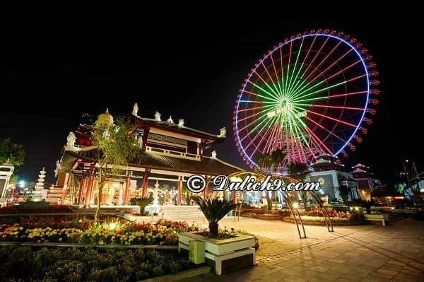 Trung tâm, công viên vui chơi giải trí Đà Nẵng - Kinh nghiệm du lịch Đà Nẵng giá rẻ
