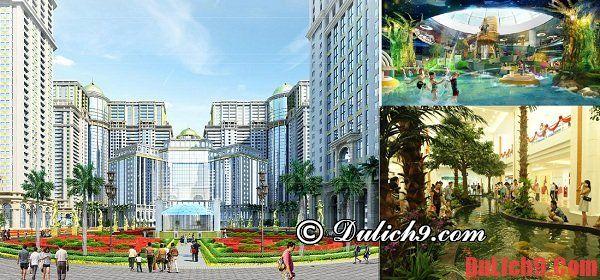 Royal City – một trong những địa điểm vui chơi hấp dẫn ở Hà Nội