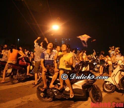 Những địa điểm không thể bỏ qua khi du lịch Hà Nội