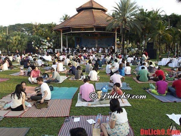 Những điều cấm kỵ khi du lịch Thái Lan du khách nên biết