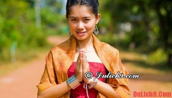 Người Thái Lan kiêng kị những gì?