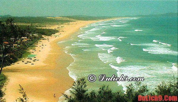 Bãi biển Mỹ Khê của Đà Nẵng