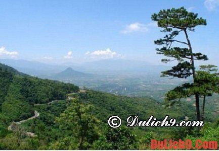 Núi Ngự Bình sông Hương du lịch Huế