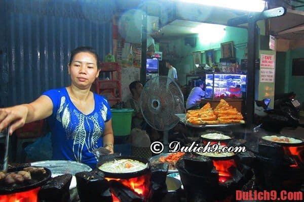 Du lịch Sài Gòn ghé qua 5 thiên đường ẩm thực
