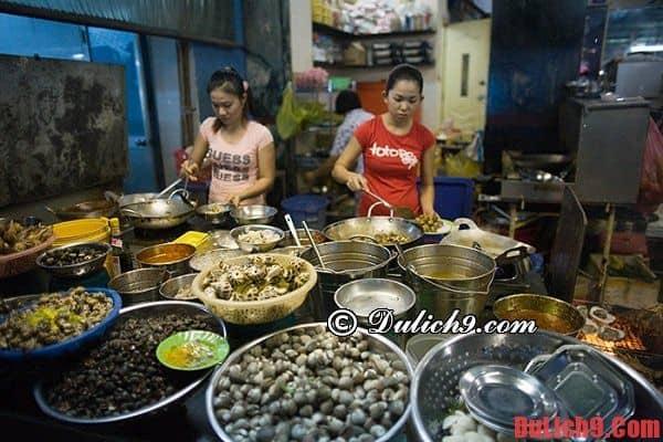 Những thiên đường ẩm thực nên đến khi du lịch Sài Gòn