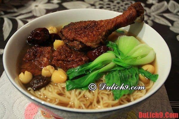 Đến Sài Gòn ăn gì, đi du lịch Sài gòn ăn gì, ở đâu