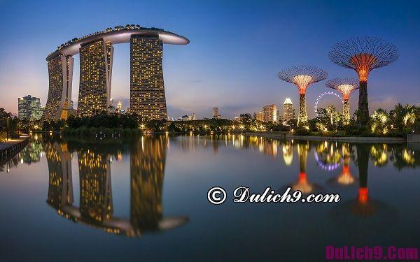 Hướng dẫn du lịch Singapore