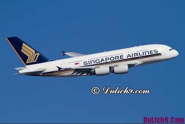 Kinh nghiệm du lịch Singapore - phương tiện đi lại