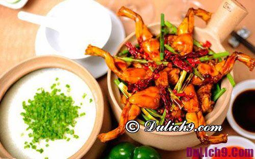 Những món ăn nổi tiếng ở Singapore