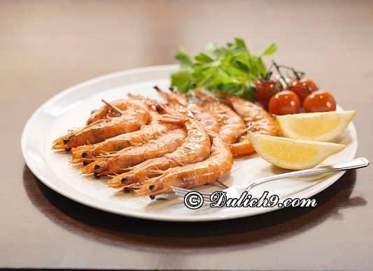 Ăn gì ngon khi du lịch Lăng Cô/ Thưởng thức đặc sản ở Lăng Cô