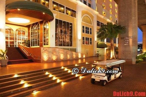 Những lưu ý khi đặt phòng khách sạn tại Thái Lan, Kinh nghiệm khi đặt phòng khách sạn tại Bangkok