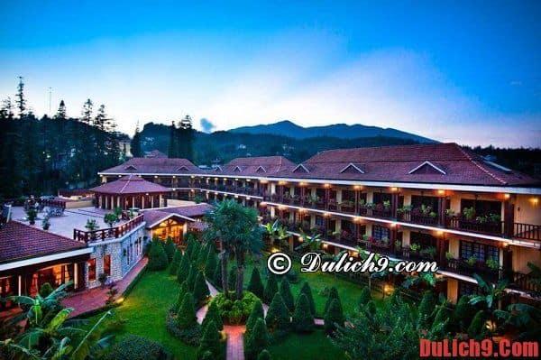 Kinh nghiệm đặt phòng khách sạn ở Sapa A-Z