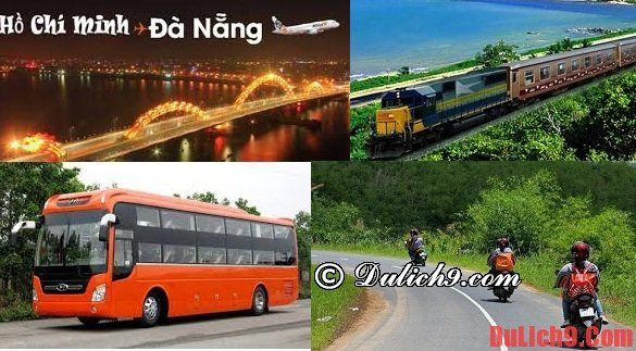 Kinh nghiệm du lịch Đà Nẵng về phương tiện đi lại: Du lịch Đà Nẵng bằng phương tiện gì?