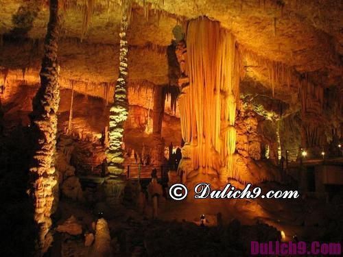 Địa điểm tham quan đẹp, nổi tiếng ở Hạ Long