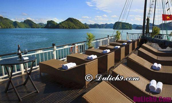Kinh nghiệm đặt phòng khách sạn ở Hạ Long