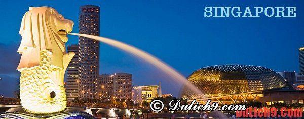 Kinh nghiệm du lịch Singapore ngon, bổ, rẻ 2017