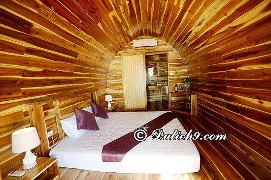 Nên nghỉ ở đâu khi du lịch Cô Tô/ Nhà nghỉ, khách sạn tại Cô Tô
