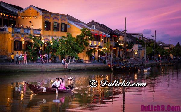 Kinh nghiệm du lịch Đà Nẵng: Du lịch Đà Nẵng nên đi đâu chơi?