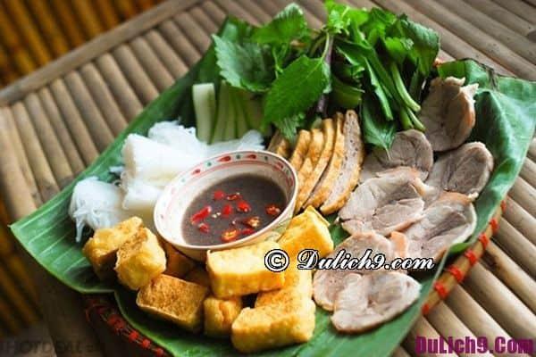 Địa chỉ quán ăn ngon ở Hà Nội