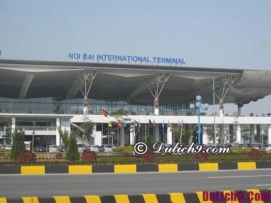 Du lịch Hà Nội bằng phương tiện gì?