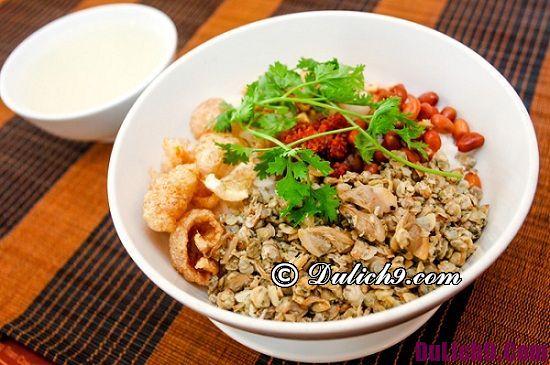 Món ăn ngon - đặc sản ở Huế?