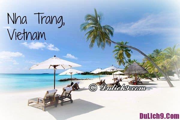 Nên du lịch Nha Trang vào thời điểm nào?