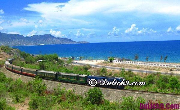 Phương di chuyển khi du lịch Nha Trang: Hướng dẫn du lịch Nha Trang bằng tàu hỏa