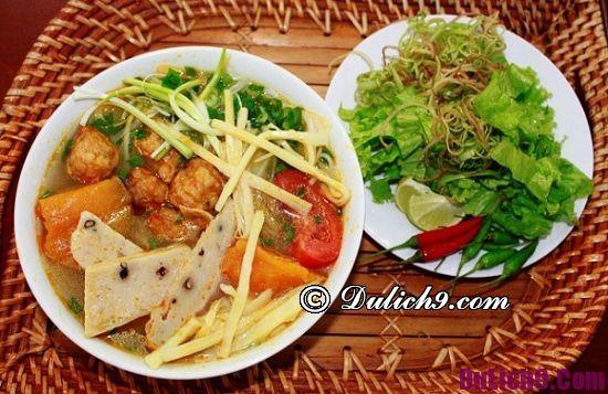 Nên ăn gì khi du lịch Nha Trang? Kinh nghiệm phượt Nha Trang mới nhất