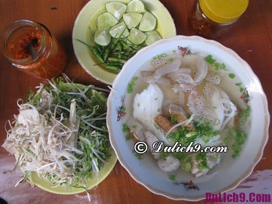 Món ngon nổi tiếng ở Nha Trang