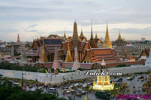 Đi đâu chơi khi du lịch Thái Lan?