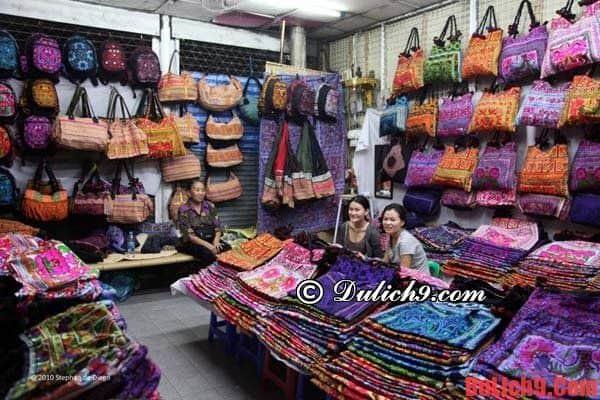 Những kinh nghiệm mua sắm khi du lịch Bangkok: Du lịch Bangkok nên mua sắm ở đâu? Địa điểm mua sắm nổi tiếng, giá rẻ ở Bangkok