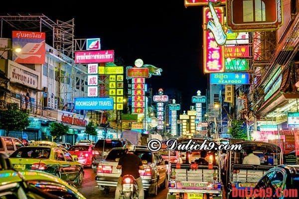 Mua sắm giá rẻ khi du lịch Bangkok: Kinh nghiệm mua sắm khi du lịch Bangkok
